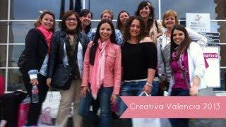 VLOG: Ven conmigo a... Creativa Valencia 2013