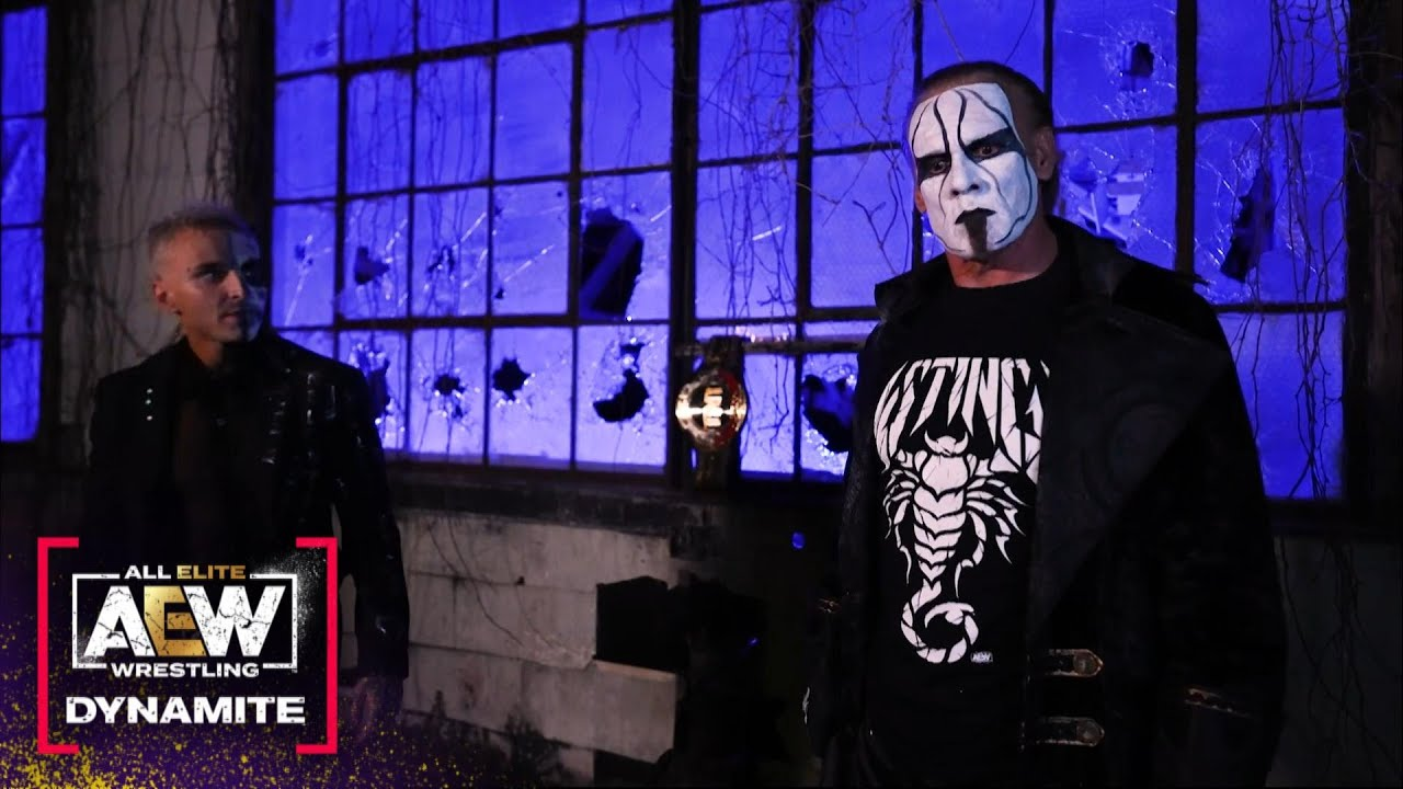 Sting Reveals Tony Khan Offered To Send A Ring To His House Before AEW Debut