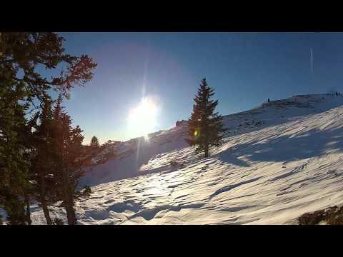 Hoja in letenje Velika planina