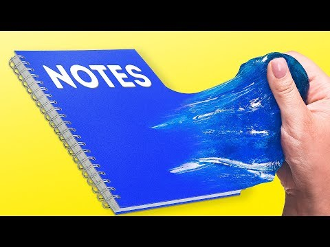 25 SUPERB SCHOOL HACKS AND PRANKS