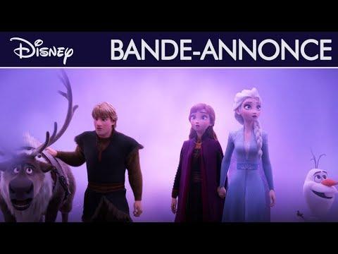 La Reine des Neiges 2 - Bande-annonce officielle | Disney