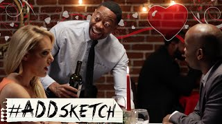 Interracial Date: Valentine's Day Sketch | All Def