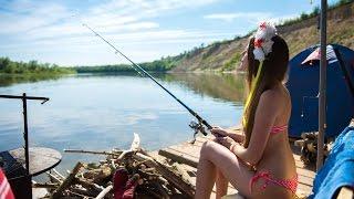 Незабываемое путешествие на плоту по реке Дон.  Rafting in Russia The Don River