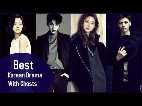 Best korean drama with ghosts