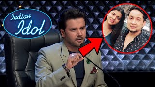 Javed Ali on Indian Idol 12 controversy