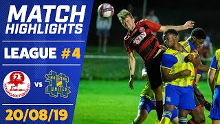 Highlights from Hashtag's 3rd game in a week! Could we make it 3 on the bounce? ► SUBSCRIBE: http://bit.ly/hashtagutd ► OUR NEW WEBSITE!: http://www.footballfancast.com/hashtag-united/ ► SUB TO OUR NEW ESPORTS CHANNEL: http://bit.ly/ESPORTSSUB ► MERCH! https://spencerfc.bigcartel.com/  ► Follow us on Twitter! - http://twitter.com/HashtagUtd ► Buy official Hashtag United merch - http://HashtagUtd.com ► Follow us on Instagram! - http://instagram.com/HashtagUtd ► Like us on Facebook! - http://facebook.com/HashtagUnitedFC  ★ HASHTAG UNITED TWITTER ★  Manager: Devs -  https://twitter.com/Devs76  Captain: Jack Harrison - https://twitter.com/jjharrison85  Player/Asst Manager: Neil Richmond - https://twitter.com/NeilRicho10  Coaches Tekkers Guru (Hussein Isa) - https://twitter.com/tsguru10 Tom Williams - https://twitter.com/MrTomWilliams Andy Cade-Watts - https://twitter.com/AndyJW10  First Team: Ryan Adams - https://twitter.com/HashtagRAdams Daniel Adjei - https://twitter.com/danielb_93 Theo Baker - https://twitter.com/theobaker_ Cain Brougham - https://twitter.com/CainBrogs Matt Carter - https://twitter.com/MJCarter04 Cav Clarke - https://twitter.com/CavClarke Ricky Evans - https://twitter.com/RickyEvans14 Ross Gleed - https://twitter.com/RossGleed Harry Honesty - https://twitter.com/HarryHonesty Jamie Hursit - https://twitter.com/JHursitOfficial Lee Hursit -  https://twitter.com/LeeHursit97 Izu - https://twitter.com/izue Jacko - https://twitter.com/HashtagJacko Jemel One Five - http://twitter.com/jemelonefive Albie Keith - http://twitter.com/albert_keith10 Jack Martin - https://twitter.com/jackmartinn95 Charlie Morley - https://twitter.com/charliemorley_ Joshua Osude - https://twitter.com/JoshOsude Simon Peddie - https://twitter.com/Peds_4 Tim Pitman - https://twitter.com/TimPitman92 George Smith - https://twitter.com/georgesmith10_ Marcus Stamp - https://twitter.com/bigmarcs_   Farai Tsingano - https://twitter.com/Farry321 Luke Wilson - https://luke_wilson89   esports FIFA Team: Hashtag Harry: https://twitter.com/hashtagharry__ Hashtag Ryan: https://twitter.com/hashtagryan_ Hashtag Shawrey: https://twitter.com/HashtagShawrey  Sunday League Team:  Spencer - https://twitter.com/SpencerOwen Seb - https://twitter.com/sebcbrown4 Ryan Coughlan -  https://twitter.com/RyanCoughlann Sam Ecott - https://twitter.com/samecott James Lovatt - http://instagram.com/_jameslovatt_ Charlie Occleshaw -  https://twitter.com/Charlie_Occ Mitchell Preston -  https://twitter.com/Mitch3llPreston James Stevens - https://twitter.com/JamesStevens9 George Vallentyne -  https://twitter.com/GVallentynee Jacob Webster -  https://twitter.com/JacobWebster23 Ryan Barker - https://twitter.com/_RyanBarker1 Ben Glander - https://twitter.com/ben_glander Matt Creasey - https://twitter.com/mattcreasey31 Michael Dill - https://twitter.com/mdill1 Dave Hopwood - https://twitter.com/dave_hoppers Ollie Shone - https://twitter.com/ollieshone Zac Clarke - https://twitter.com/_ZacClarke_ Maverick Gore - https://twitter.com/GoreMaverick Scott Willard -  https://twitter.com/_ScottWillard_ Charlie Turner - https://twitter.com/CharlieTurner94 Marius Hjerpeth - https://twitter.com/Hjerpeth Jake Tillet - https://twitter.com/Jake_Tillett Matt Stevens - https://twitter.com/Mstev15 Paul Nash - https://twitter.com/Paul_Nash26  Backroom Physio: Stevie CB - https://twitter.com/carmichaelbrown  Kitman: https://twitter.com/IG_Rumin  Media/Operations: Lewis Preston - https://twitter.com/LewisPreston Yani Ourabah - https://twitter.com/yaniourabah Wes Tanser - https://twitter.com/westanser Alex Osipczak- https://twitter.com/alexosipczak Neil Smythe - https://twitter.com/neilsmythe  Music by Epidemic Sound. Thumb photo by George Tewkesbury.