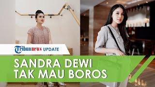 Sandra Dewi Pikir-pikir Beli Bedak Seharga Rp500 Ribu, Harvey: Belilah, Jangan Menyesal