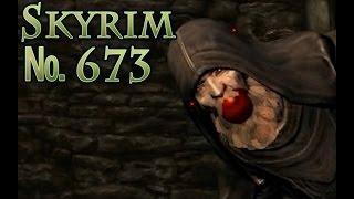 Skyrim s 673 Скрытая пещера