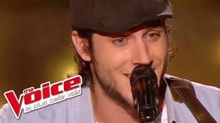 Christophe Maé - Il est où le bonheur | Romain Regnier | The Voice France 2017 | Blind Audition