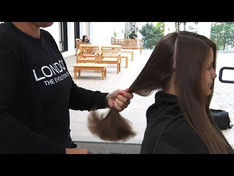 Estudantes de Teresópolis doam cabelo para pacientes com câncer