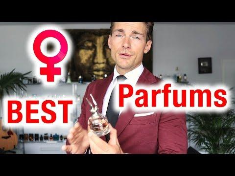 Die Besten Frauen Parfums mit langer Haltbarkeit