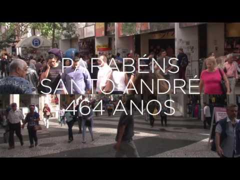 Santo André comemora 464 anos