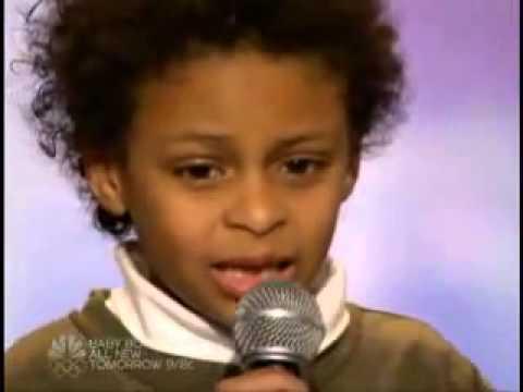 David Militello - Ben (Michael Jackson) - America's Got Talent 100%