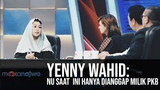 Download Video Mata Najwa Part 4 - Drama Orang Kedua: Yenny Wahid: NU Saat Ini Hanya Dianggap Milik PKB MP3 3GP MP4