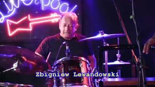 Fragment koncertu Mike Russell i Levandek Funky Team