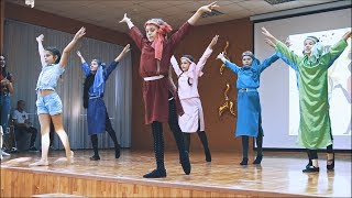 Стартинейджер - 2018. «Комедия» 5Г класс