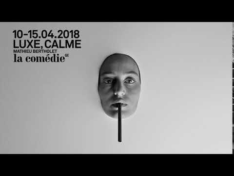 """Teaser de """"Luxe, calme"""" de Mathieu Bertholet"""