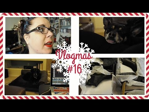 DSW Haul And Hanging Out At Home | Vlogmas #16 2016