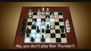 Hitler vs Krebs in chess