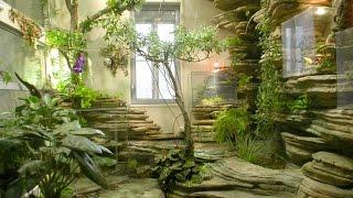 Make Oriental Atmosphere With Indoor Japanese Garden