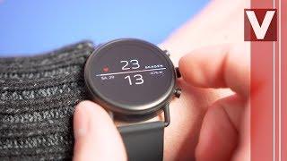 Deshalb meine erste Smartwatch: Skagen Falster 2 Review - Venix