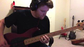 I've Missed You - Aaron Sprinkle (Bass Cover)