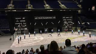 SSJC Color Guard- Untold Story WGI 2018 Semi-Finals