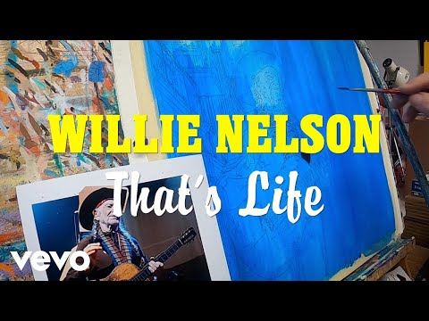Willie Nelson - That's Life (Official Lyric Video)
