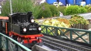 LGB Trains Part 1