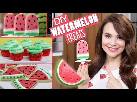 DIY WATERMELON TREATS! Mp3