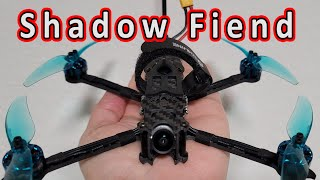 Eachine Shadow Fiend 4-inch Micro Long Range Quad Review ????