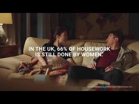 Hãy cùng nhau chia sẻ công việc nhà