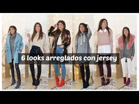 6 look arreglados con jersey xmas- Cristina  cerqueiras (17-12-17)
