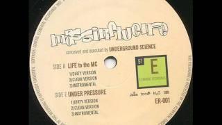 Mass Influence - Under Pressure (Dirty)