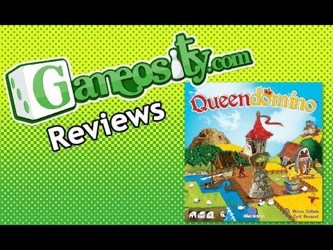Gameosity Reviews Queendomino