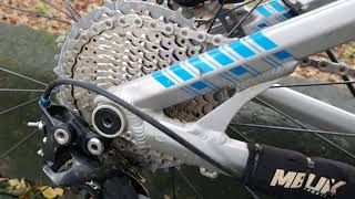 Sepeda full bike MTB
