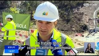 Ponte de Arame entre Monteiros e Veral | RTP | 2019 | BOTICAS