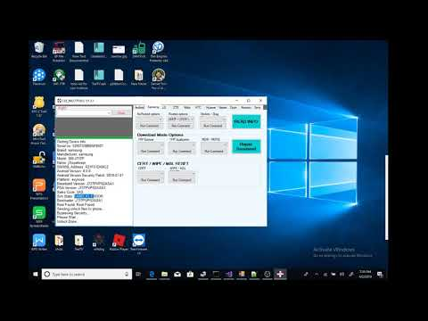 Combination Firmware Galaxy J7 2018 SM-J737P - смотреть онлайн на