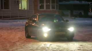 BMW 320d drift