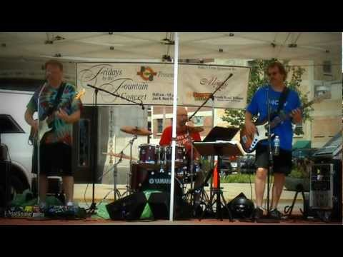 REVOLUTION by TOP SECRET in SOUTH BEND 2012