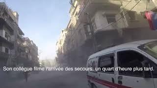 21/03/2018 : un bénévole de la Défense civile meurt dans un bombardement à Douma   Kholo.pk