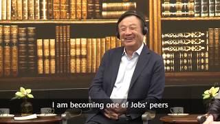 Huawei: A Coffee With Ren