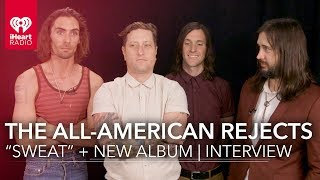 """All-American Rejects """"Sweat"""" + New Album 