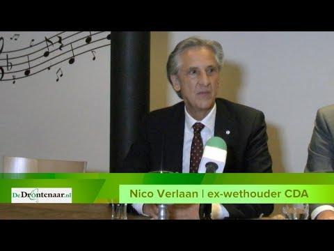 VIDEO | Nico Verlaan stapt op na verschil van inzicht met burgemeester Aat de Jonge