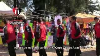 XI Torneo Copa Zorros Atlas