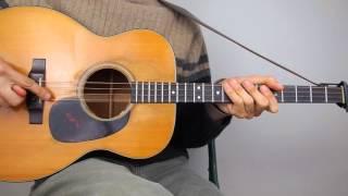 Tenor Guitar Lessons (GDAD) Part 1: Introduction & Instrument Setup