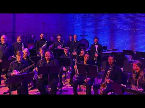 One of my tunes from the Towson University Jazz Big Band