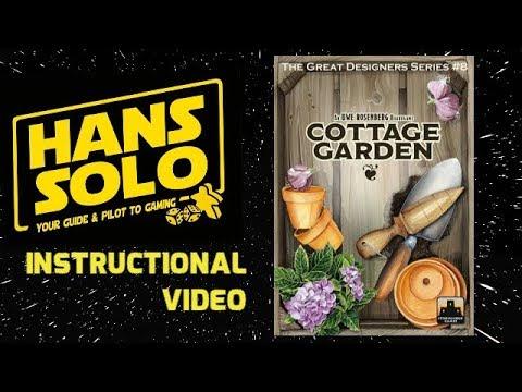 Hans Solo: Cottage Garden