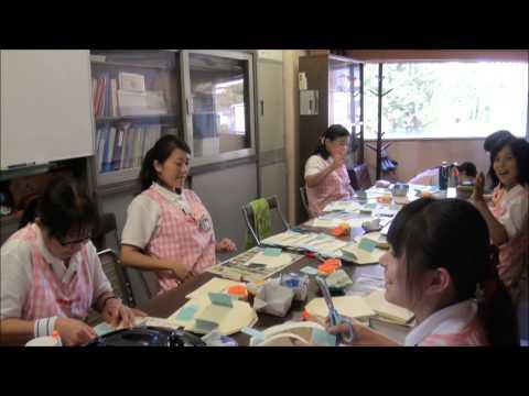 ともべ幼稚園「ひろばのほのぼのカフェ VOL.6運動会の案内状づくり♪」