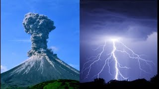 TOP 5 LOUDEST SOUNDS OF MOTHER NATURE ON CAMERA
